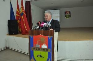 Лазар Котевски градоначалник на Општина Новаци